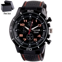 Skywalkgear Hugo Fashion Watch - 5001 Black