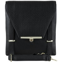 Mangoesteen Irish Slingbag - 1178 Black