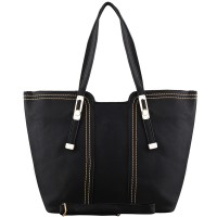 Nana Blanche Carolina Duty Tote Bag - 1521 Black