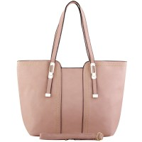 Nana Blanche Carolina Duty Tote Bag - 1521 Pink Nude